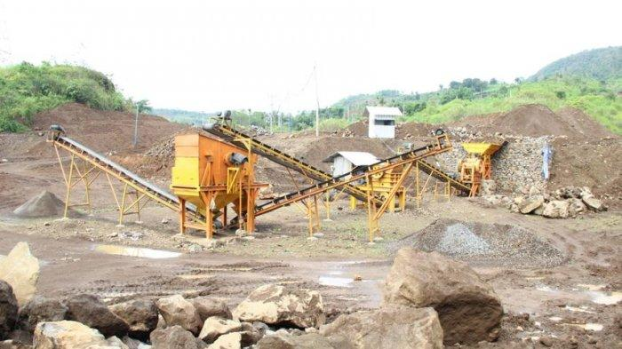 Dorong Sejumlah Proyek di Jabar Utara, BUMD Jabar Buka Tambang Pasir Batu di Sumedang
