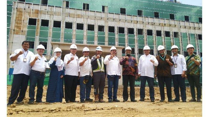 DPR RI Puji Pemkab Bandung yang Membangun RSUD yang Desain Sekelas Internasional