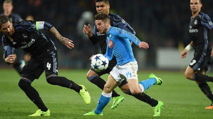 Napoli vs Juventus, Final Piala Super Italia, Dries Mertens Siap Bermain 110 Persen