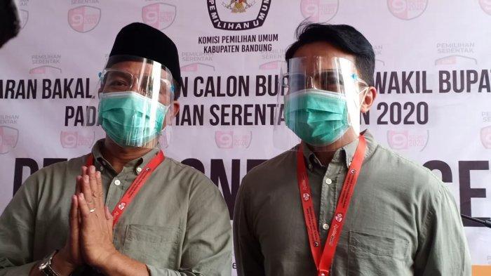 SIARAN LIVE STREAMING Sidang MK Sengketa Pilkada Kabupaten Bandung, Dadang-Sahrul Menunggu Hasil