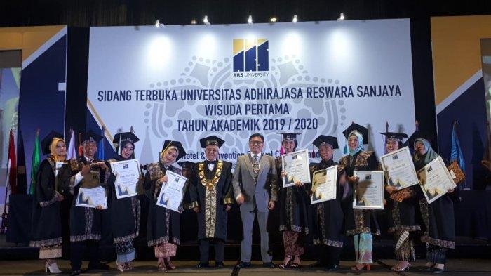 ARS University Fokus Menjadi Universitas Unggul Dibidang Digital