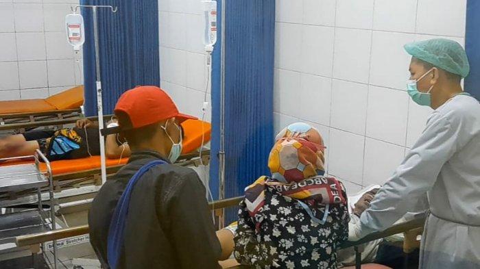 Dua Buruh Bangunan di Kota Tasikmalaya Pingsan dan Luka-luka, Tersengat Listrik Saat Membuat Garasi