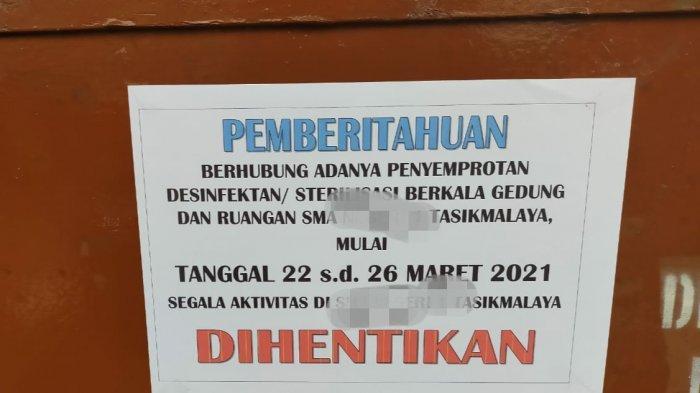 Empat Pegawai Bagian Keuangan Sekretariat DPRD KBB Positif Covid-19, Ruang Kerja Ditutup Dua Pekan