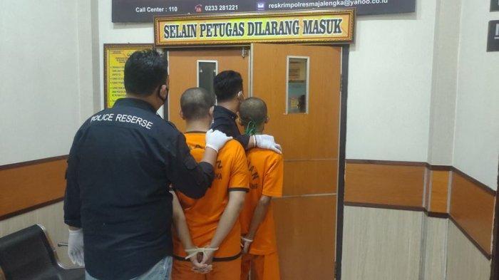Kenalan di WhatsApp, Gadis 17 Tahun Asal Majalengka Jadi Korban Cabul 3 Pemuda, 2 Pelaku Ditangkap