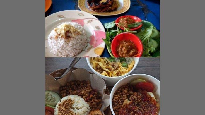 Dua Sajian Nasi Uduk Terenak dan Terekomendasi di Bandung, Ada yang Berdiri Sejak Era 80an