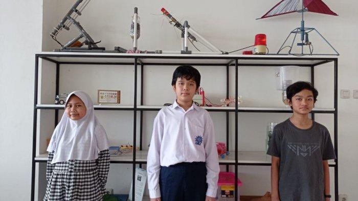 Dua Tim dari SMP Muhammadiyah 8 Bandung Melaju ke Babak Final KIHAJAR STEM