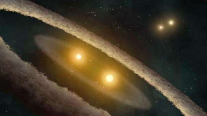 Peneliti Ungkap Ada Sinyal Misterius di Bintang Terdekat dari Tata Surya, Apakah Itu Alien?