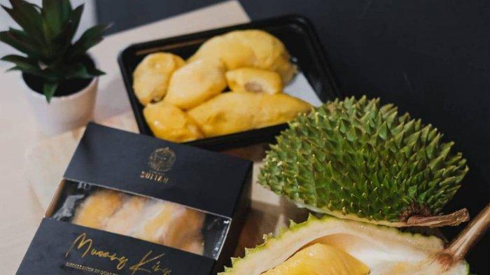 Pertama Di Indonesia Kini Durian Musang King Hadir Di Durian Sultan Bandung Tribun Jabar