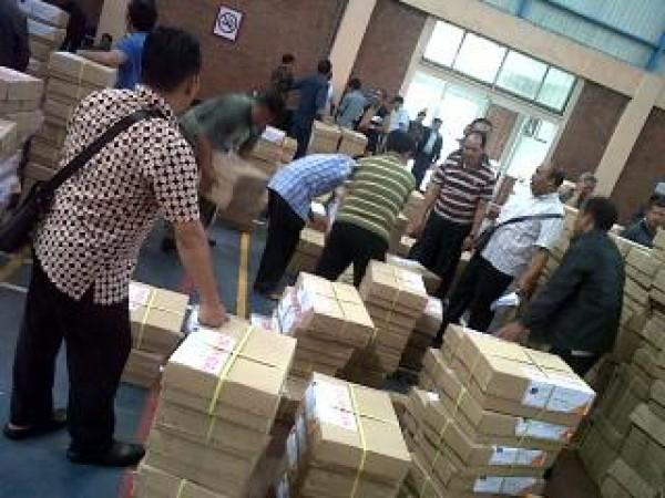 BREAKING NEWS: Soal Ujian Nasional Cimahi Sudah Diamankan di Pemkot