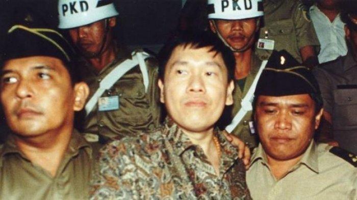 Eddy Tansil, Koruptor Kelas Kakap yang Jadi Buron, Pindah-pindah Negara, Sempat Ada di Cina