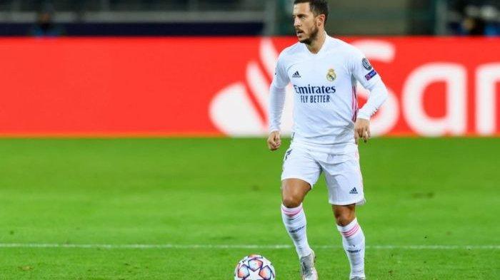 Eden Hazard Tampil Buruk Saat Real Madrid Dipermalukan Athletic Bilbao, Gagal Lakukan Dribel