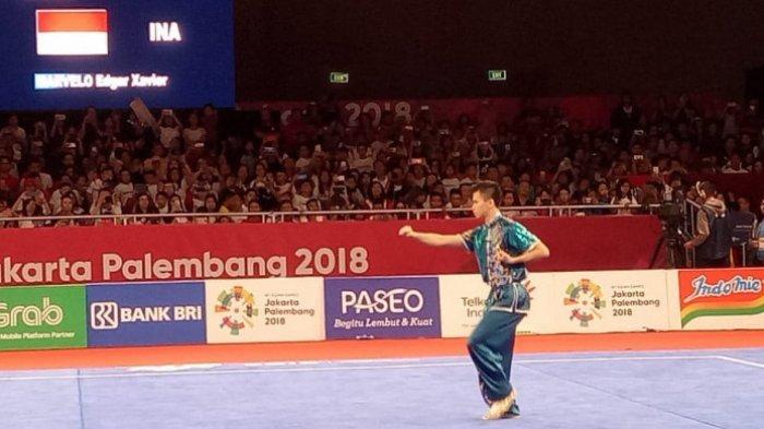 Hari Ini, Atlet Wushu Sumbangkan 2 Medali Emas untuk Indonesia di SEA Games 2019