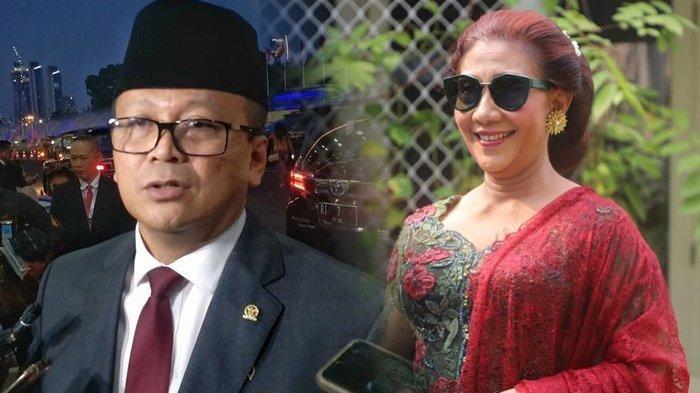 Edhy Prabowo dan Susi Pudjiastuti