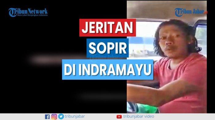 VIDEO-Larangan Mudik Lebaran 2021, Curhatan Edi Junaedi Sopir Travel Indramayu Viral di Media Sosial
