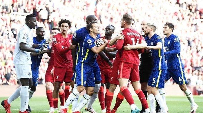 Buntut Keributan Lawan Liverpool, Chelsea Terancam Sanksi FA, Apa Bentuk Hukumannya?