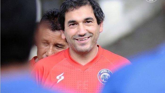 Lawan Persib Bandung di Piala Wali Kota Solo Juga Hanya Bawa 20 Pemain, Diego Michiels Absen