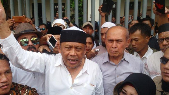 Eggi Sudjana Tak Segan Kritik Prabowo Subianto: 100 Hari Tak Ada Produktivitas Sama Saja Omdo