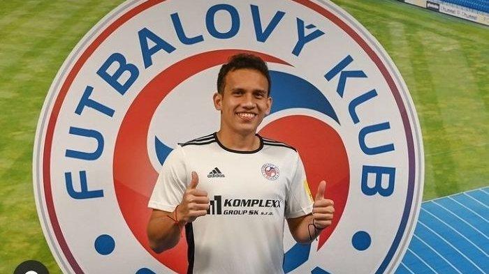 Bintang Muda Indonesia Ini Tampil Cemerlang di Laga Debut Liga Slovakia, Cetak 1 Asis, Ini Videonya
