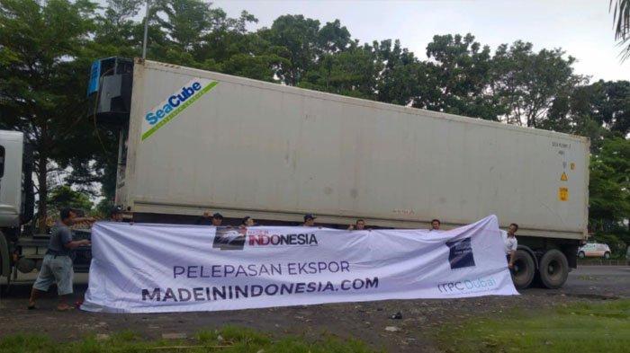 Platform E-Commerce Madeinindonesia.com Fasilitasi Ekspor Buah Nanas ke Dubai