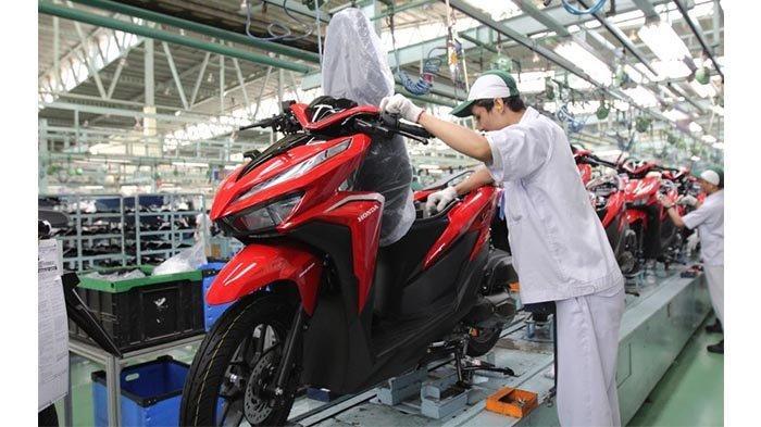 Menutup triwulan pertama 2019, PT Astra Honda Motor (AHM) mencatatkan pertumbuhan positif ekspor sepeda motor yaitu sebanyak 58.654 unit atau tumbuh 83% dibandingkan total pengiriman ekspor periode yang sama tahun lalu, yaitu 32.089 unit.