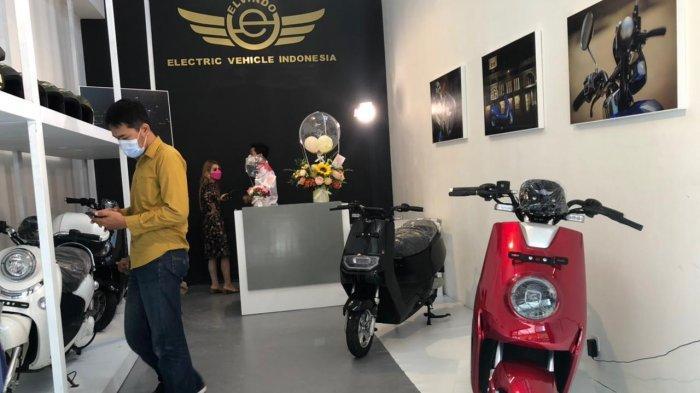 Elvindo, Kendaraan Listrik Karya Anak Bangsa Hadir di Bandung, Ini Kisaran Harganya, Ada yang 5 Juta