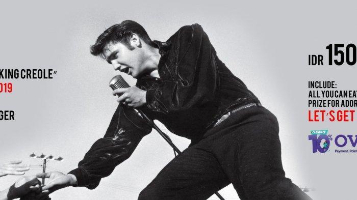 Pencinta Elvis Presley Bisa Mengenang Lagu-lagu Kesayangan di Acara Elvis and Country, Ini Waktunya