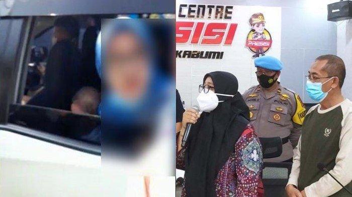 Sosok 2 Penumpang Mobil Plat B Maki Petugas Pos Penyekatan Sukabumi, Warga Bekasi, Kini Minta Maaf