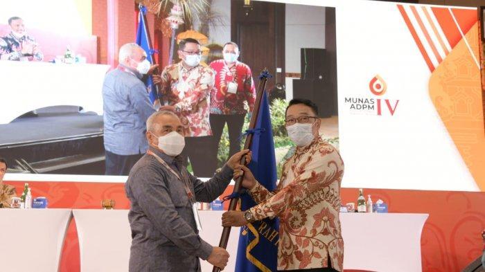 Terpilih Jadi Ketum Asosiasi Daerah Penghasil Migas, Ini Janji Ridwan Kamil