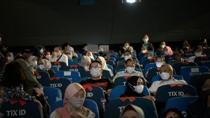 Bioskop Mulai Dibuka Terapkan Aplikasi PeduliLindungi, Pengelola Siapkan Antisipasi Ini Jika Error