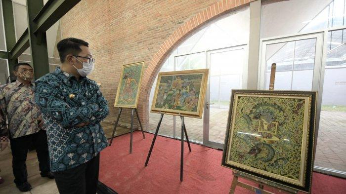 Emil Ajak Warga Ciayumajakuning Pakai Creative Center di Cirebon, Mending Berebut daripada Kosong