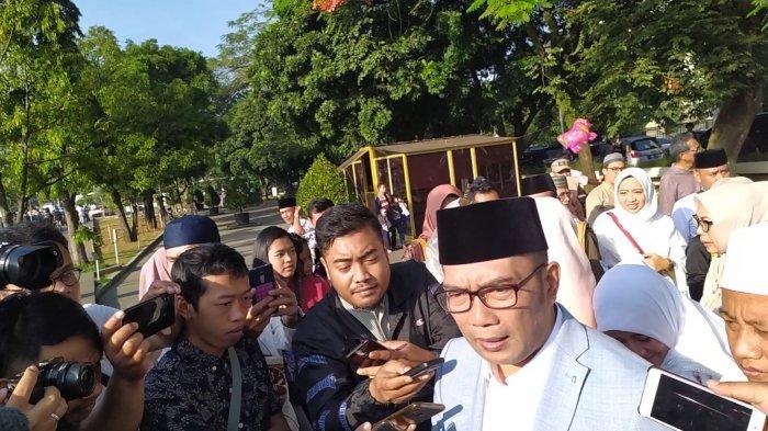Sidang Sengketa Pilpres 2019 Mulai Besok, Ridwan Kamil Minta Warga Jabar Tidak Pergi ke MK