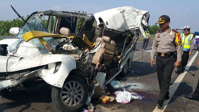 Penyebab Kecelakaan Maut di Tol Cipali KM 128 Masih Diselidiki, Satu Korban Belum Teridentifikasi