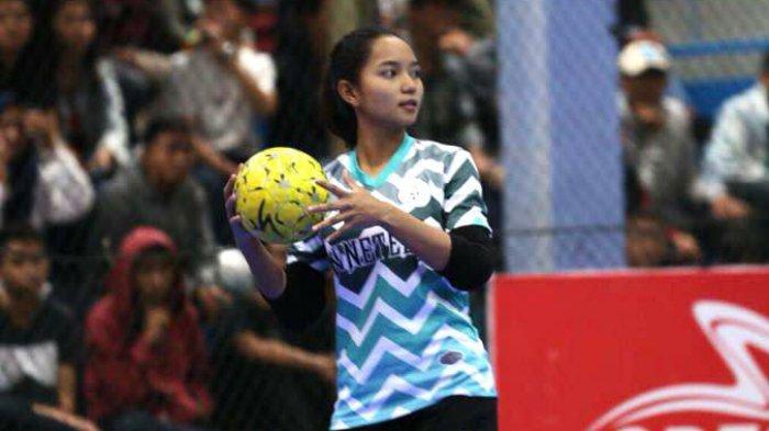 Kenalin Nih Kiper Futsal Cantik Dari Bandung Kalau Jaga Gawang Aja Jago Apalagi Jagain Hati Kamu Tribun Jabar
