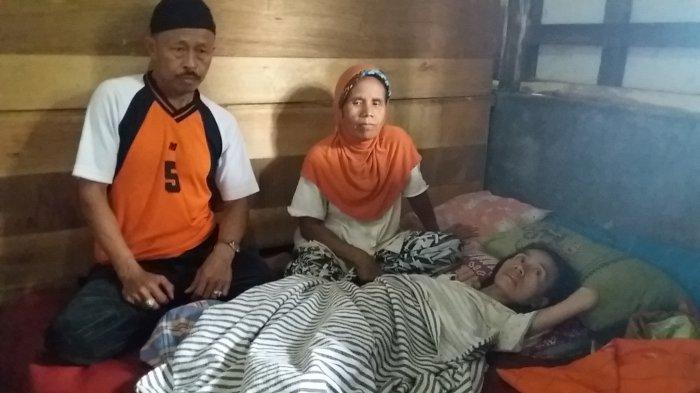 Tiga Bulan Mati Suri, Enti Malah Ditinggal Suami dan Anaknya