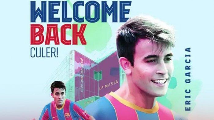 Setelah Sergio Aguero dan Eric Garcia, Barcelona Incar Lagi Pemain Manchester City, Siapa Saja?