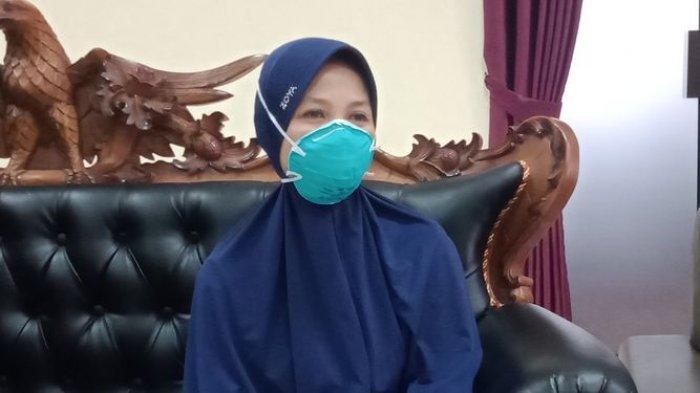 Dokter spesialis penyakit dalam di RSUD Pandega Pangandaran, Erisanti Nurfarida.