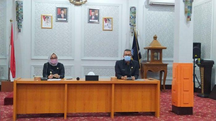 Wakil Wali Kota Cirebon Positif Covid-19 Setelah Terima Tamu Dari Luar Daerah Menginap di Rumahnya