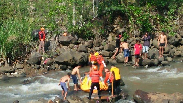 Mau Mancing di Sungai Citanduy, Rian dan Yana Malah Temukan Sesosok Mayat