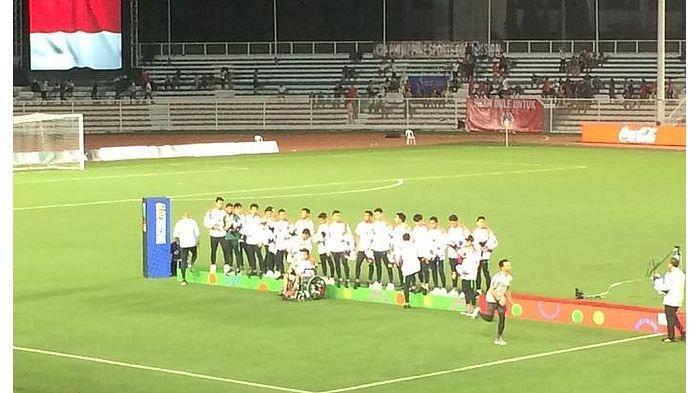 Ibunda Evan Dimas Sedih Anaknya Dicederai, Kecewa dengan Kinerja Wasit di Final SEA Games Sepak Bola