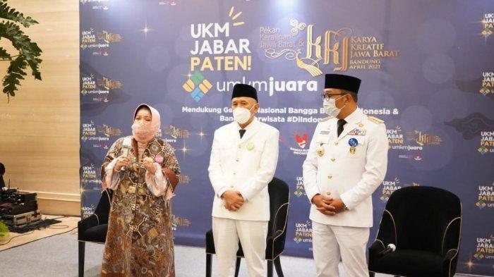 Ikut Bela Negara Dengan Belanja Produk UMKM, Yuk Belanja  di Event Gernas BBI dan BWI di TSM Bandung