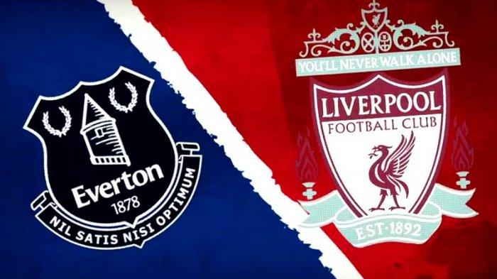 Baru Saja Mulai, Ini LINK Live Streaming TV Online Everton vs Liverpool, Adu Alcantara vs Rodriguez