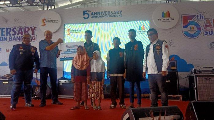 Ini Komitmen Summarecon Bandung di Perayaan Ulang Tahun ke-5