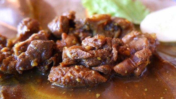 Kuliner Ekstrem di Solo, Daging Anjing, Bahan Dasar Dikirim dari Jawa Barat