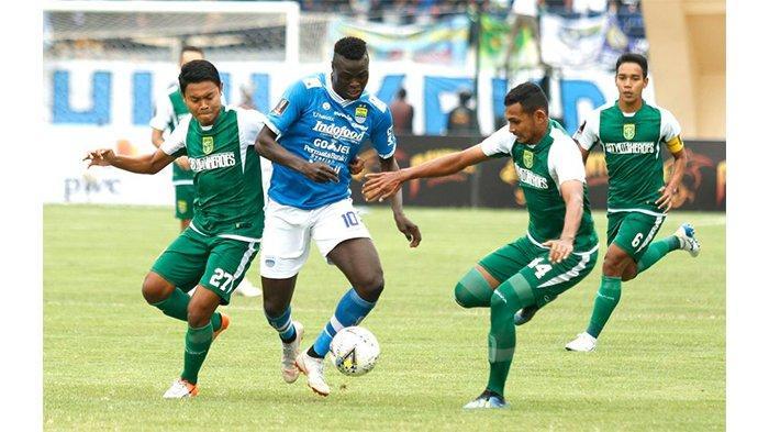 Untuk Kedua Kali, Persib Bandung vs Persebaya Surabaya Digelar Stadion Kapten I Wayan Dipta