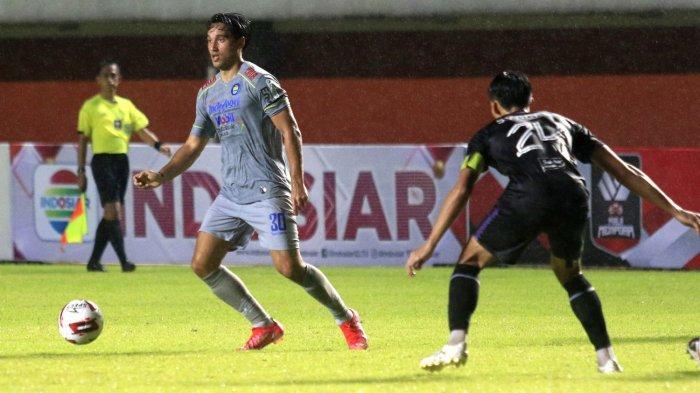 Jelang Persita Tangerang vs Persib Bandung, Ini Catatan Pertemuan Kedua Pelatih, Siapa Unggul?