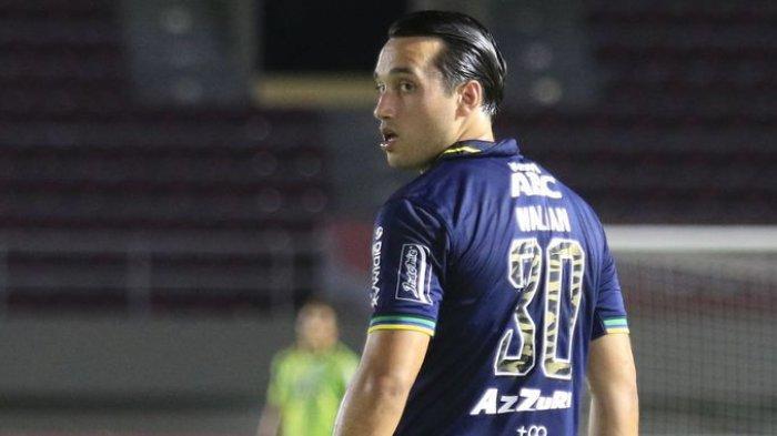 INILAH Profil Juru Selamat Persib Bandung di Semifinal Kedua Piala Menpora, Idola Baru Bobotoh