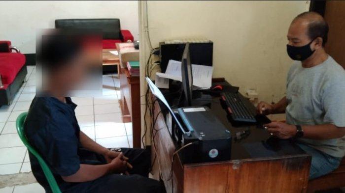 Nekat Mencuri Motor Tetangga Menjelang Sahur, F Terancam Kurungan 7 Tahun Penjara