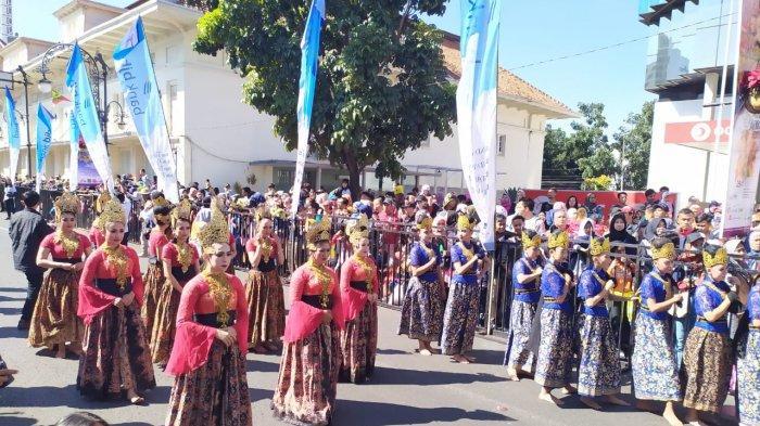 Hindari Jalan Asia Afrika Besok Pagi Hingga Siang, Ada Parade Kebudayaan, Ini Rekayasa Lalu Lintas