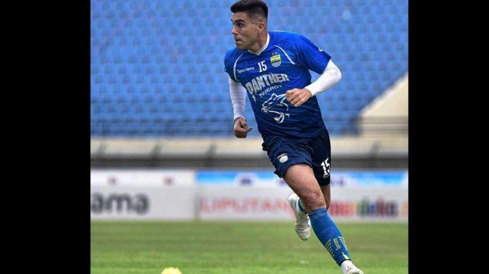 Fabiano Sedih Liga 1 Musim Ini Ditunda