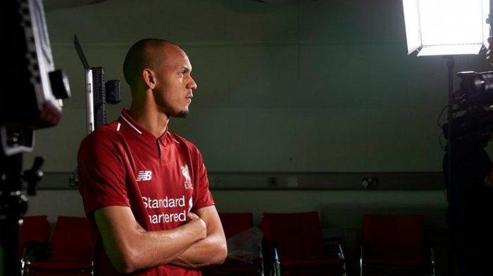 Fabinho Dapat Banyak Pelajaran Setelah Jadi Bek di Liverpool, ''Tadinya Saya Bisa Tak Menikmati!''